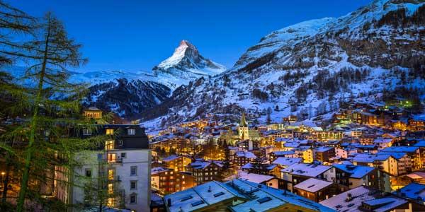 İsviçre'de sosyal şartlar ve yaşam kalitesi son derece yüksek.