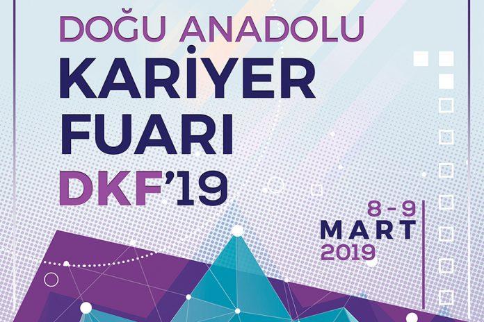 """Doğu Anadolu'nun ilk bölgesel """"Kariyer Fuarı"""" Erzurum'da"""