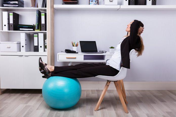 İş yaşamında egzersiz yapmanın 4 yolu