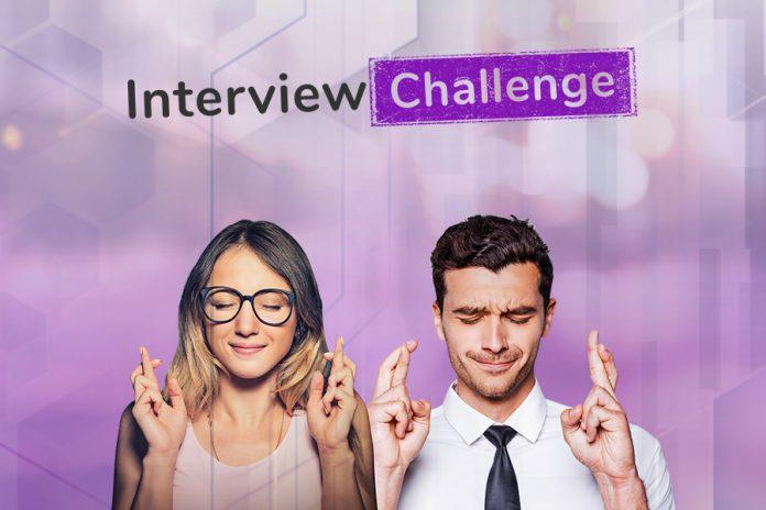 Online Interview Challenge'da sen de yerini al!